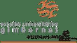 Logo de las escuelas universitarias Gimbernat y Tomas Cerda