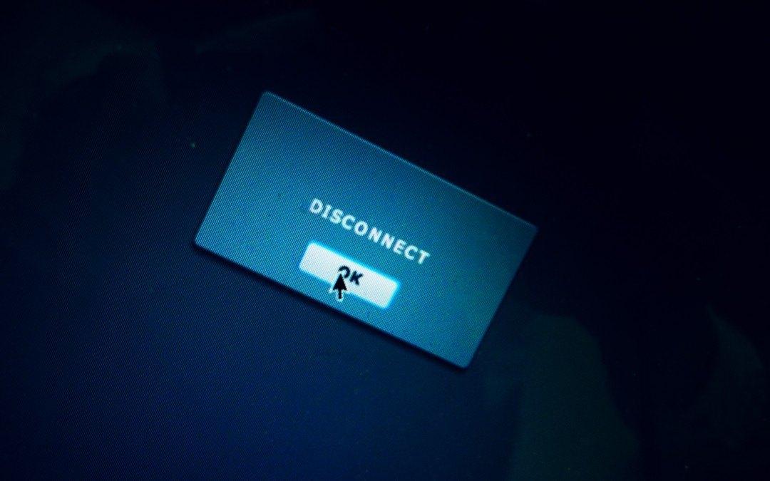 Conectar desconectando